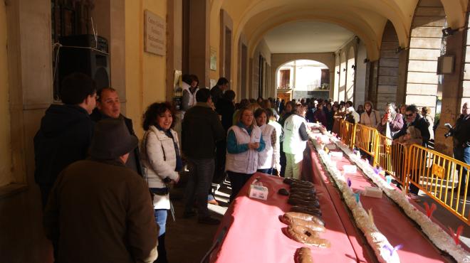 Alfaro celebra el Día de la Cigüeña