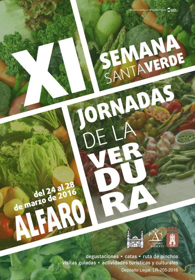 XI Semana Santa Verde alfareña