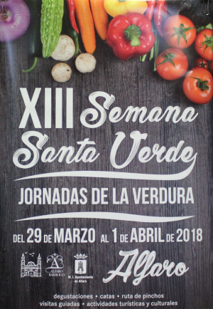 XIII Semana Santa Verde alfareña