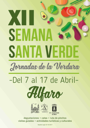 XII Semana Santa Verde alfareña
