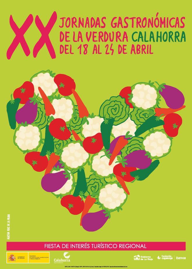 XX Jornadas Gastronómicas de la Verdura