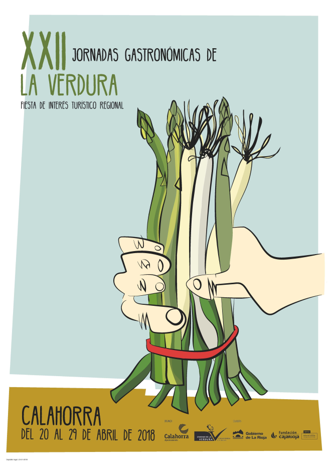 XXII Jornadas Gastronómicas de la Verdura