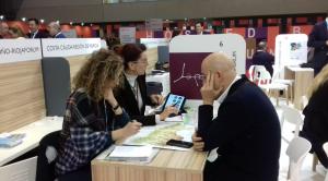 La Rioja Turismo participa en la feria IBTM World en Barcelona