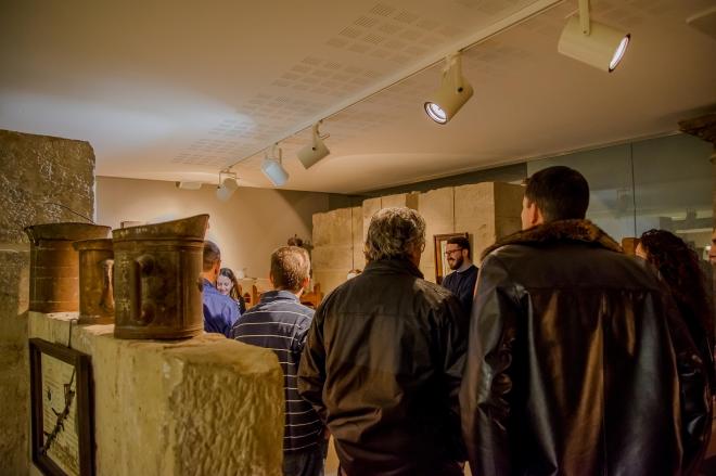 Visita una bodega del siglo XVI