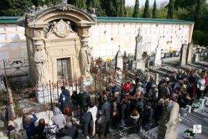 Visita guiada al cementerio de Logroño