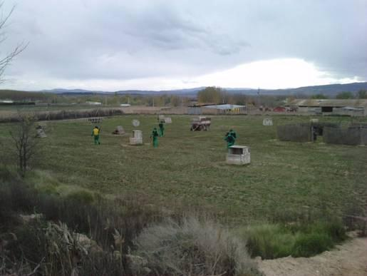 Alfaquad Rioja Paintball