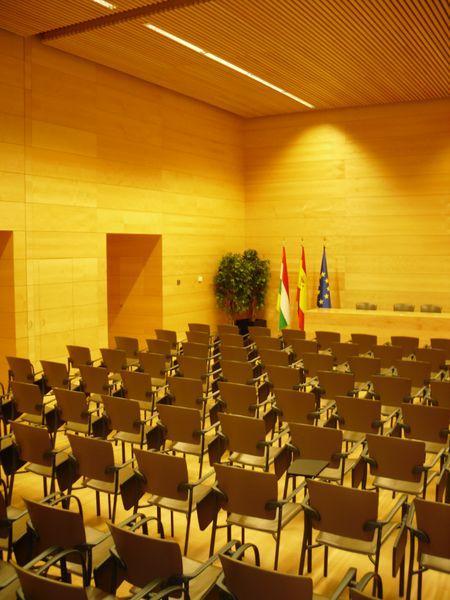 Sala de reuniones 4+5