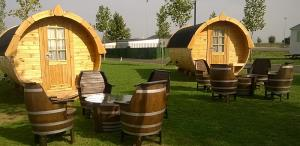 Camping de Bañares