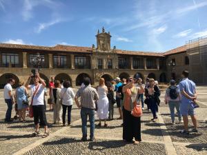 Paseos histórico-artísticos por Santo Domingo de la Calzada