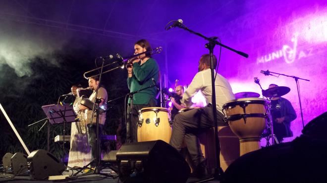 X Festival de Jazz de Munilla. Munijazz 2013