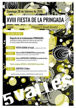 XVIII Fiesta de la Pringada de Arnedo