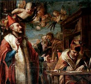 Los santos barrocos