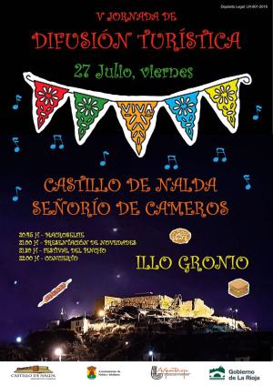 V Jornada de Difusión Turística del Castillo De Nalda