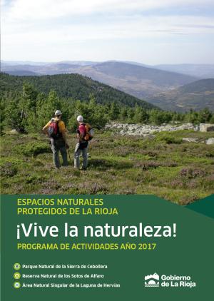 Actividades en los Espacios Naturales Protegidos de La Rioja
