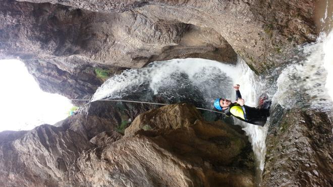 ¿Quieres conocer los barrancos o hacer rafting en La Rioja? La primavera es una de las mejores fechas para hacerlo