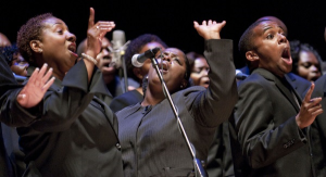 SOUTH CAROLINA GOSPEL CHORALE