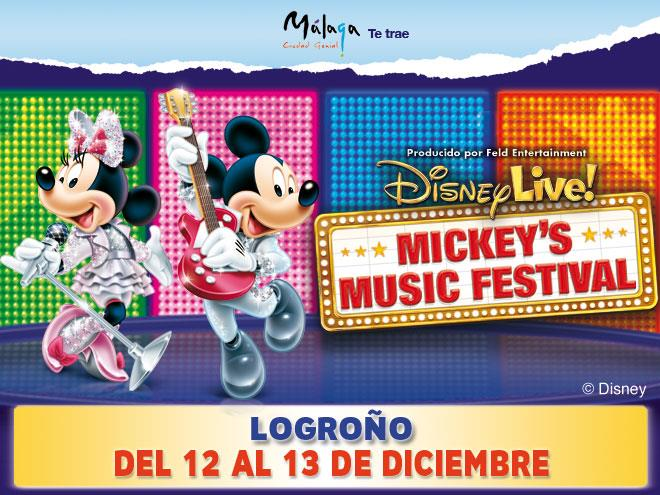 Disney Live 'Mickey's Music Festival'