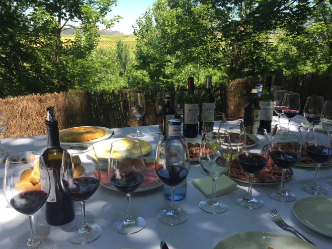Disfruta del verano en el Balcón del Ebro de Bodegas Roda