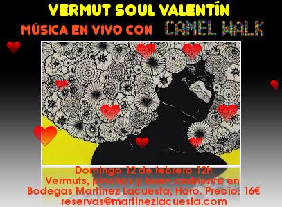 Vermú Soul San Valentín