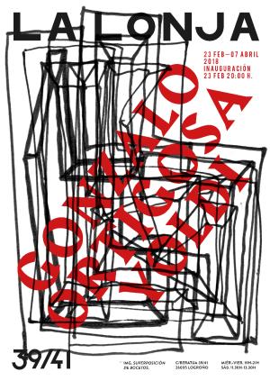 Exposición del artista Gonzalo Ortigosa Yoldi
