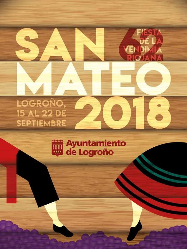 Resultado de imagen de FIESTAS DE SAN MATEO LOGROÑO 2018