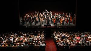 La Orquesta Sinfónica de La Rioja sella Cinemática con música