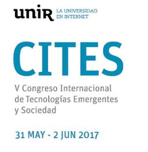 V CONGRESO INTERNACIONAL DE TECNOLOGÍAS EMERGENTES Y SOCIEDAD