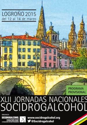 XLII JORNADAS NACIONALES SOCIDROGALCOHOL