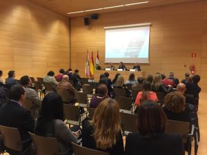 González Menorca afirma que la promoción es uno de los principales ejes de la política turística del Gobierno de La Rioja
