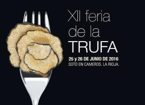 XII Feria de la Trufa en La Rioja