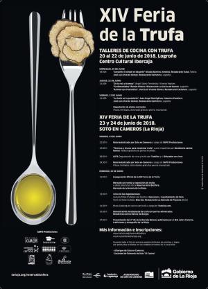 XIV Feria de la Trufa en La Rioja