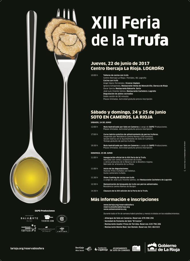 XIII Feria de la Trufa en La Rioja