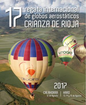 "17 Regata Internacional de Globos ""Crianza de Rioja"""