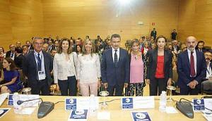 Victoria Ortega apuesta por ofrecer servicios de calidad en la inauguración de las IV Jornadas de Tesorería de Colegios y Consejos de la Abogacía
