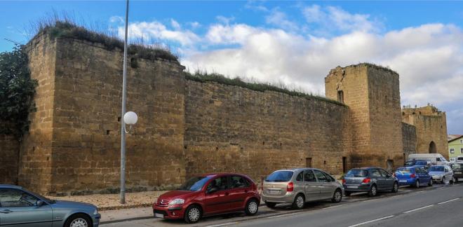 Murallas de Santo Domingo de la Calzada