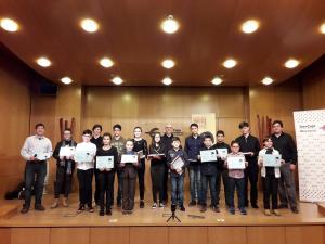 """Concurso de Interpretación de Guitarra para Jóvenes """"Francisco Calleja 2009"""""""