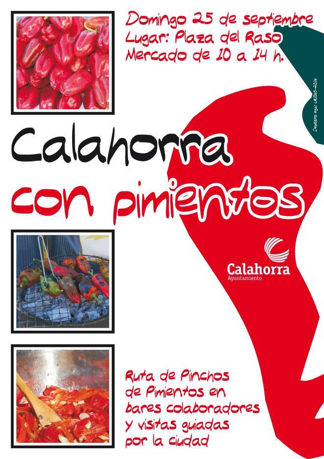 """III Festival del Pimiento """"Calahorra con pimientos"""""""