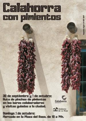 """II Festival del Pimiento """"Calahorra con pimientos"""""""