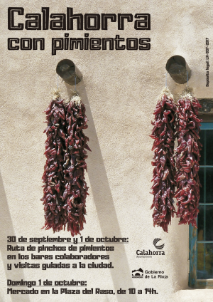 "IV Feria ""Calahorra con Pimientos"""