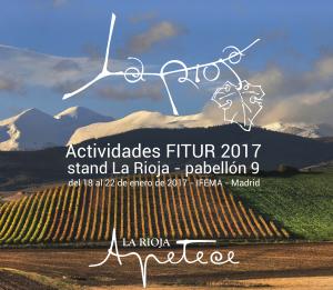 Programa de actividades FITUR 2017