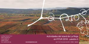Programa de actividades FITUR 2018