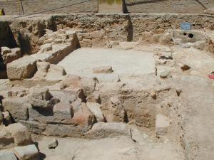 Yacimiento de la Clínica y otros restos romanos en Calahorra