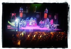 Los caprichos de Turandot, en Riojaforum