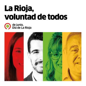 """El Gobierno de La Rioja exalta la voluntad del pueblo riojano como """"eje vertebrador"""" del Día de La Rioja"""