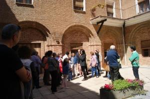 """Visitas guiadas """"Monasterio de la Concepción"""""""