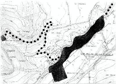 Camino de Santiago (camino secundario a San Millán de la Cogolla) vuelta