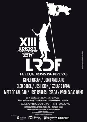 XIII La Rioja Drumming Festival