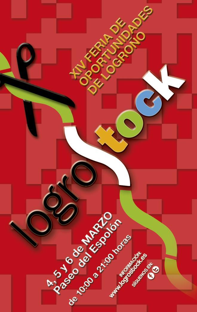 Logrostock. XIV Feria de Oportunidades de Logroño