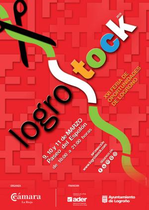 Logrostock. XVI Feria de Oportunidades de Logroño