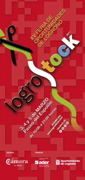 Logrostock. XV Feria de Oportunidades de Logroño